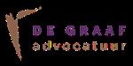 De Graaf Advocatuur logo